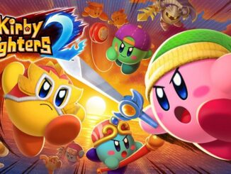 Kirby Fighters 2 recensione