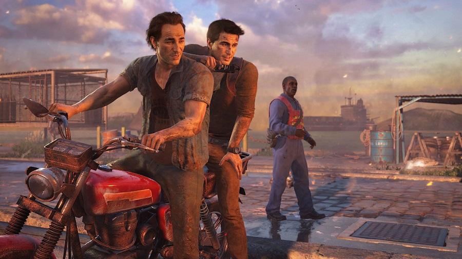 Uncharted 4 - Naughty Dog
