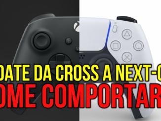 Xbox series XS- PS5