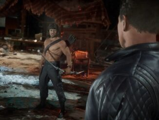 Mortal Kombat 11_ Ultimate - Rambo vs Terminator - Trailer Italiano screenshot