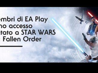 Star Wars Jedi Fallen Order - EA Play