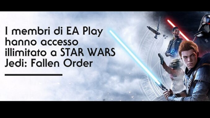Star Wars Jedi Fallen Order - EA Play