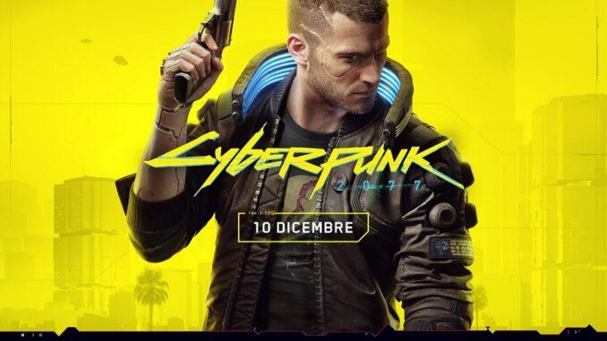 Cyberpunk 2077 — Trailer ufficiale di lancio - screenshot
