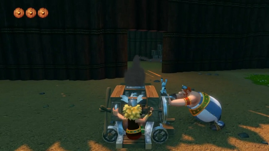 Asterix e Obelix XXL Romastered - Screen 03