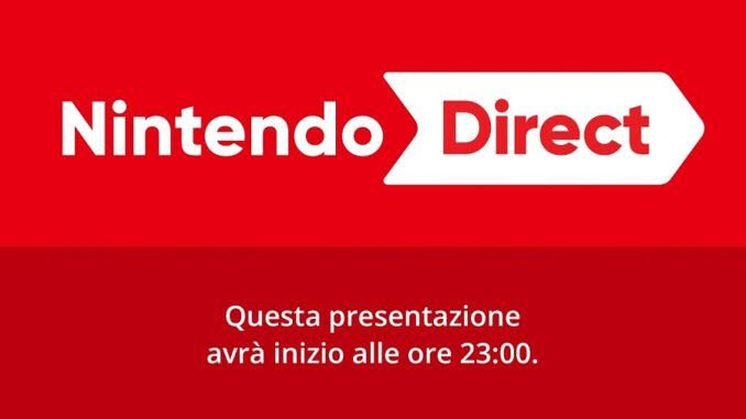 Annunciato un nuovo Nintendo Direct febbraio 2021