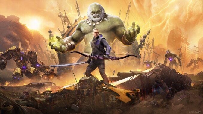 Marvels Avengers annunciato aggiornamento next gen