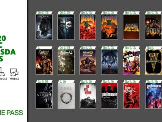 Bethesda 20 titoli Xbox Game Pass