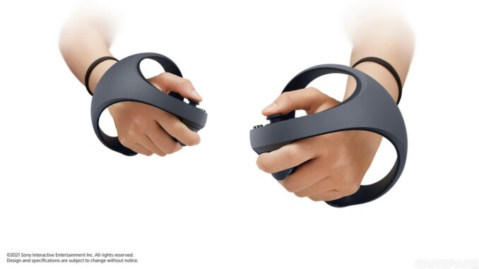 Nuovo controller VR PS5 3