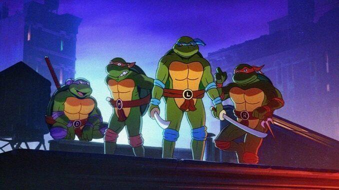 Teenage Mutant Ninja Turtles Shredder Revenge