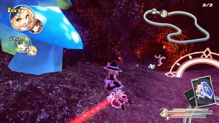 GENSOU Skydrift - screenshot 01