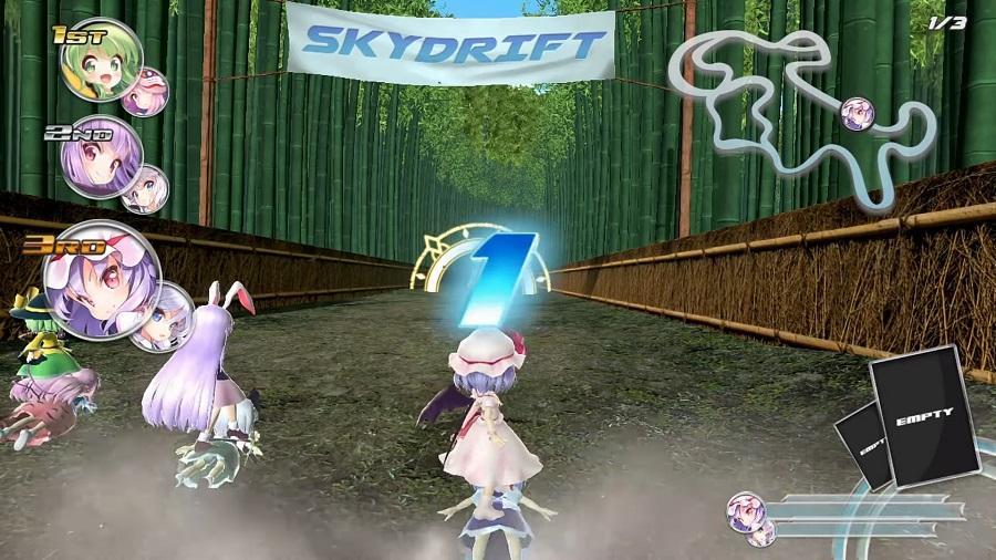 GENSOU Skydrift - screenshot 03