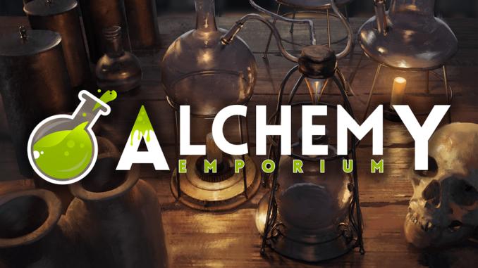 Alchemy Emporium - Recensione