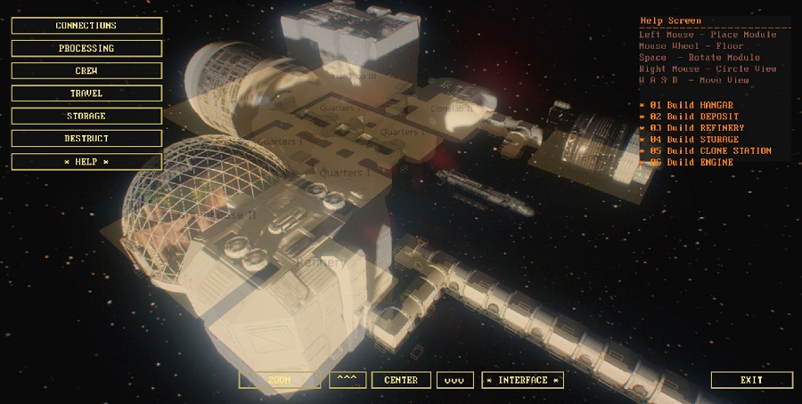 Genesis Alpha One ScreenShot