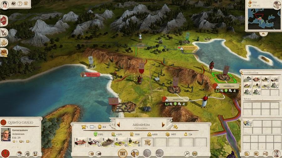 Total War Rome Remastered - Screenshot3 - Recensione