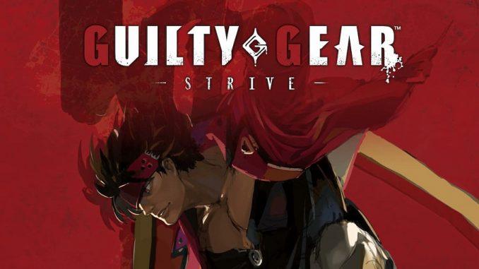 Guilty Gear Strive - Recensione - Copertina