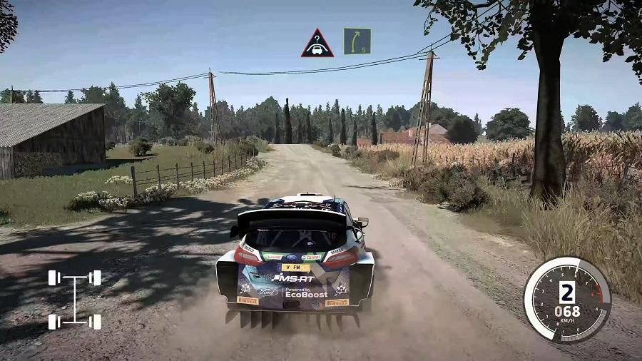 WRC 10 - PS5 Gameplay screenshot 01