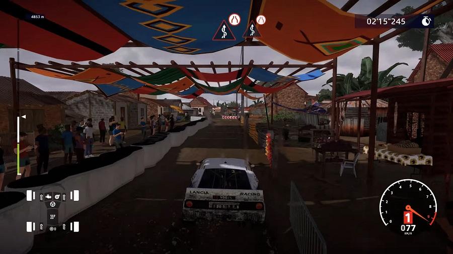 WRC 10 Recensione - PS5 Gameplay screenshot 03